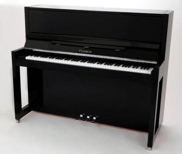 Feurich-115 zwart