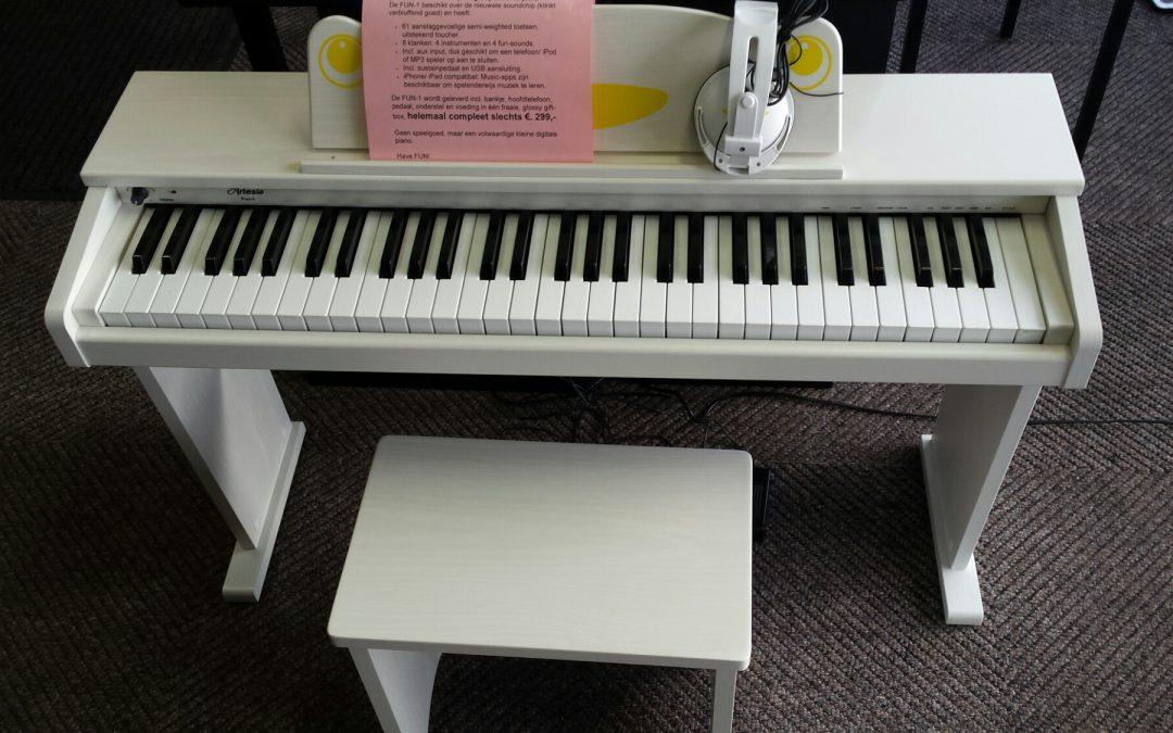 Digitale piano voor kinderen