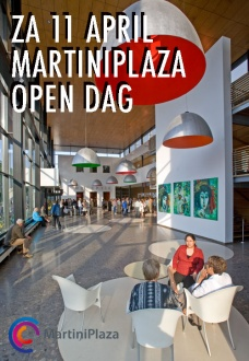 Open dag in Martini Plaza