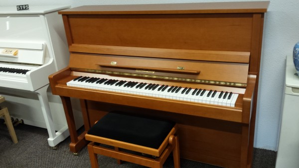 Wendl & Lung 122 piano kersen