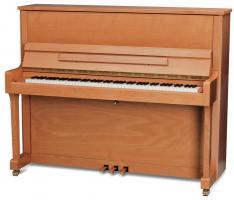 Feurich 122 piano beech