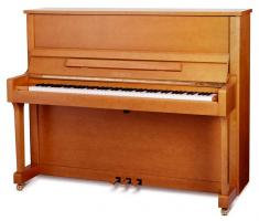 Feurich 122 piano cherry