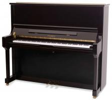 Feurich 133 piano zwart hoogglans