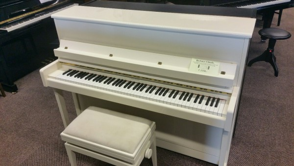 Bechner piano wit