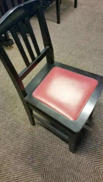 Beethovenstoel verstelbaar