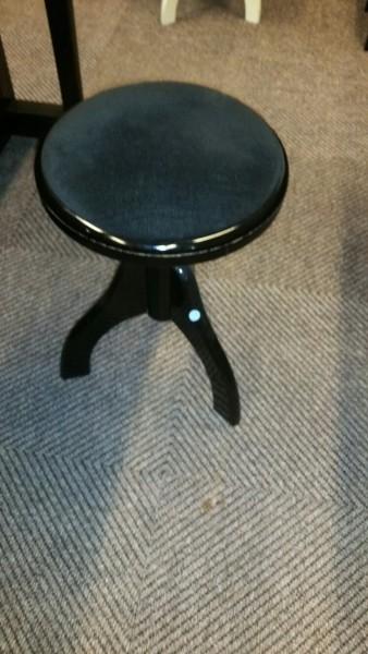 Pianokruk zwart hoogglans2