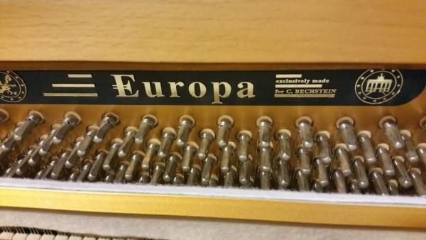 Europa piano stempennen