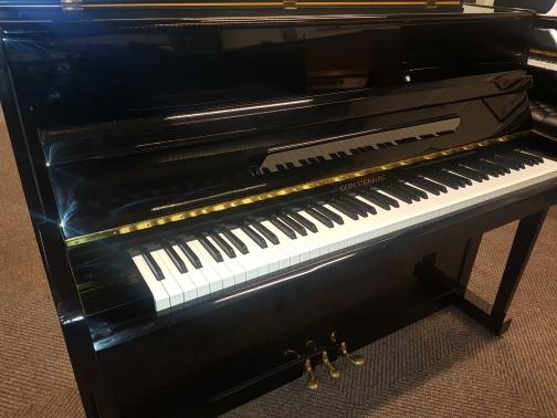 Gerh. Steinberg piano